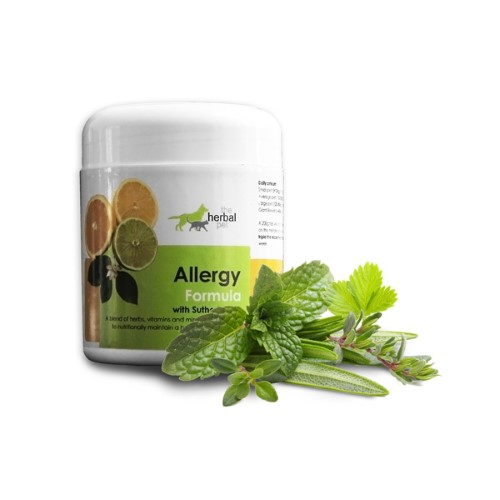 The-Herbal-Pet-Natural-supplements-for-dogs-Allergy-Formula-200g